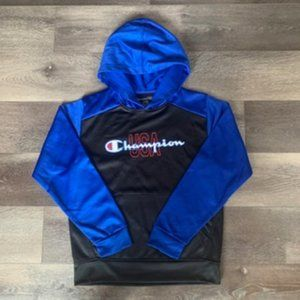 Champion USA Boys Pullover Hoodie Size 14/16